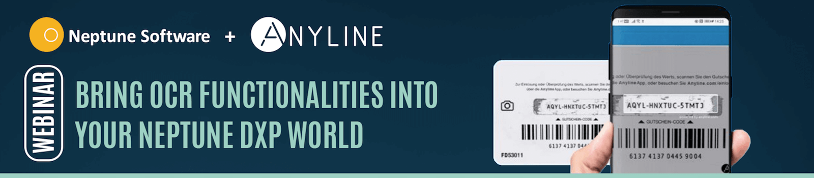 Webinar Anyline