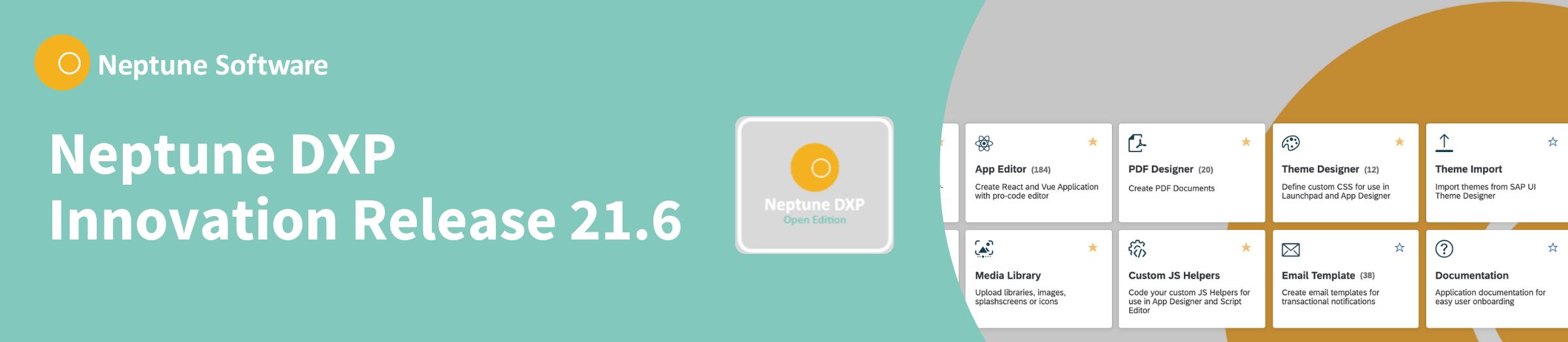 Neptune DXP Open Edition