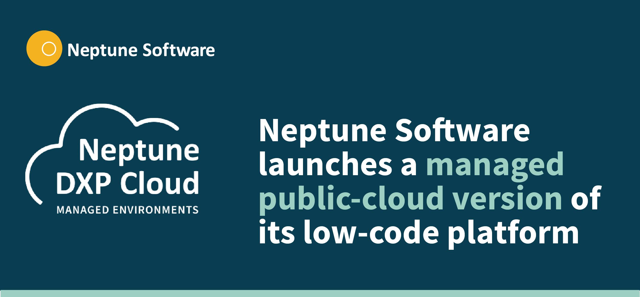 Neptune DXP Cloud