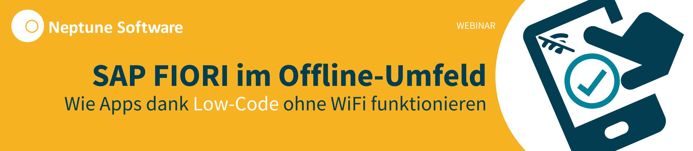 SAP FIORI Offline